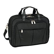 McKleinUSA Pearson Nylon Expandable Briefcase With