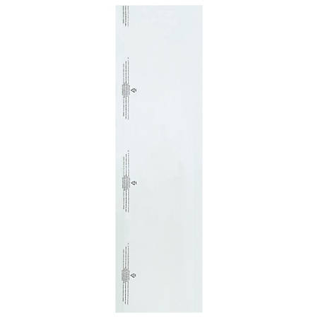 "Office Depot® Brand Garment Bags, 21""H x 4""W x 72""D, Clear, Roll Of 270"