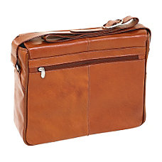 Siamod 133 Leather Messenger Bag
