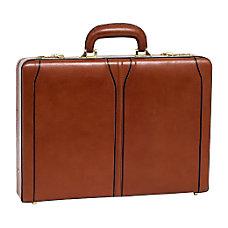 McKleinUSA Leather 35 Attache Breifcase