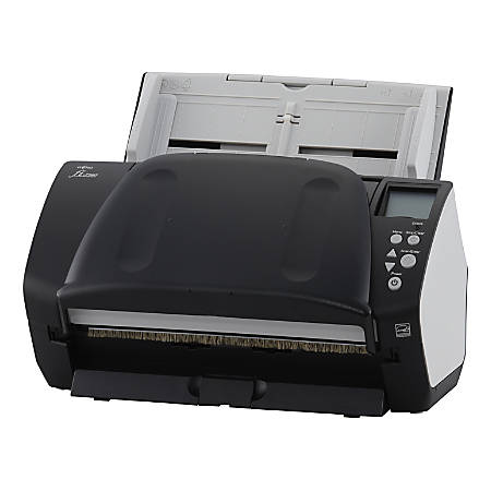 Fujitsu fi-7160 Color Duplex Professional Document Scanner - 60ppm - 600 dpi optical - USB 3.0