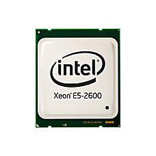 Intel Xeon E5 2630 Hexa core