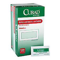 Curad Triple Antibiotic Ointment 9G Packet