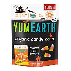 YumEarth Organic Candy Corn 7 Oz