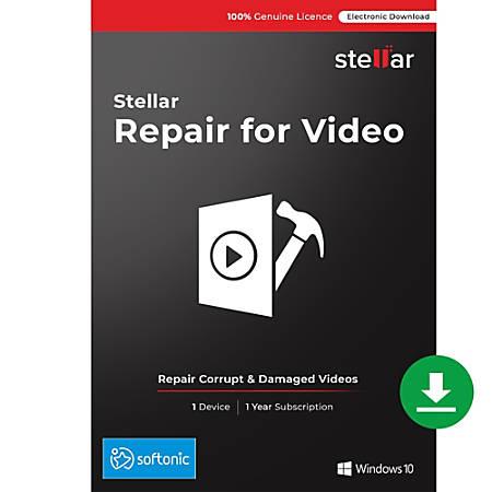 Stellar Repair for Video Windows