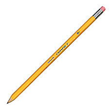 Dixon Oriole Pencils Yellow No 2