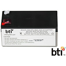 BTI UPS Replacement Battery Cartridge