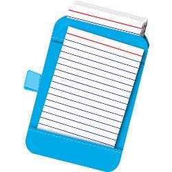 Office Depot Brand Note Card Case