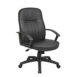 Boss Budget Executive Chair Black