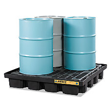 EcoPolyBlend Spill Control Low Line Pallets