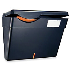 OIC Security Wall File With Lid