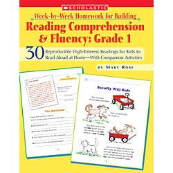 Scholastic Week by Week Homework For