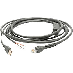 Zebra EAS Straight Cable
