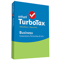 TurboTax® Business 2015, For PC, Traditional Disc