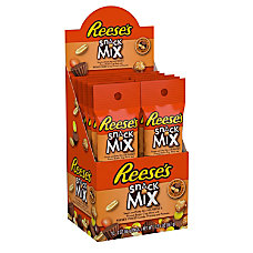 Reeses Snack Mix 2 Oz Pack