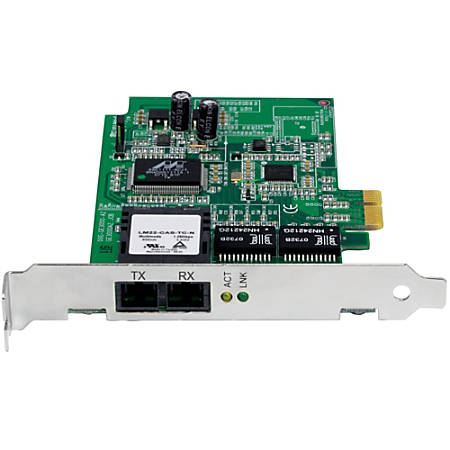 TRENDnet TEG-ECSX Gigabit Fiber PCI Express Adapter
