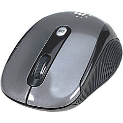 Manhattan Wireless Optical USB Mouse 2000