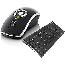 Air Mouse Low Profile Keyboard