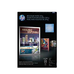 HP Brochure Laser Paper Matte 8
