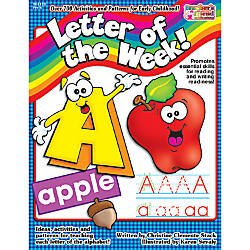 Scholastic LetterWeek Book