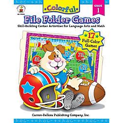 Carson Dellosa Common Core File Folder
