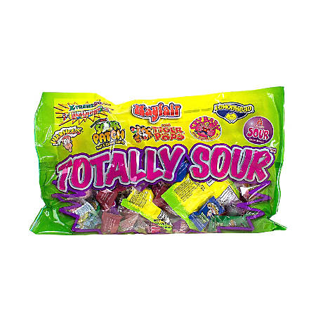 Mayfair Totally Sour Candy Mix, 27-Oz Bag