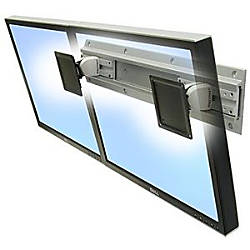 Ergotron Neo Flex Dual Monitor Wall