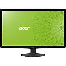 Acer S241HL 24 Widescreen HD LED
