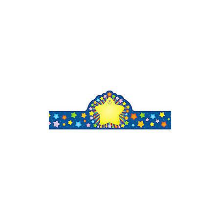 Carson-Dellosa Rainbow Star Crown