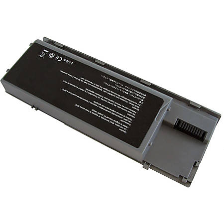 V7 Replacement Battery DELL LATITUDE D620 D630 OEM#312-0383 312-0653 451-10422 6CELL