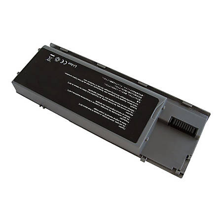 V7 Replacement Battery DELL LATITUDE D620 D630 OEM#312-0383 312-0653 451-10422 6CELL - 5200mAh - Lithium Ion (Li-Ion)