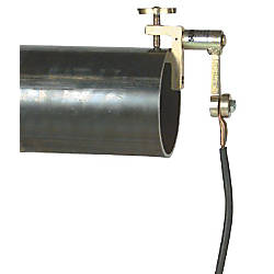 ST107 ROTARY GROUND CLAMP FPIPE JACK