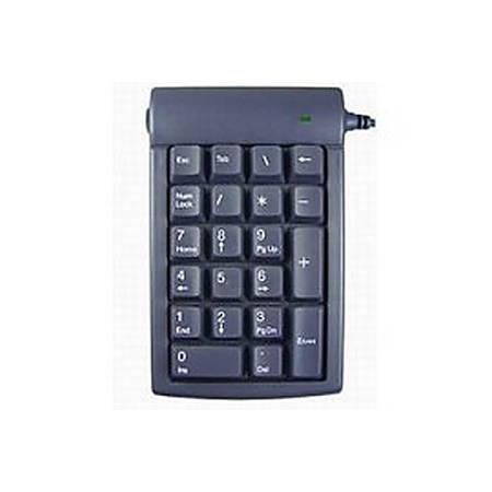 Genovation Micropad 630 Numeric Keypad, Gray