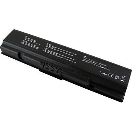 V7 Replacement Battery SATELLITE A200 A205 A210 A215 SERIES OEM# PA3534U-1BRS 6CELL