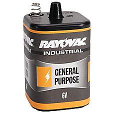 Rayovac 6V General Purpose Lantern Battery