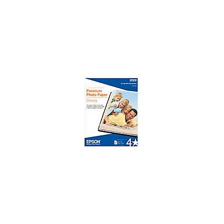"Epson® Premium Photo Paper, 44"" x 100'"