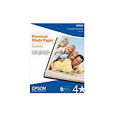 Epson Premium Photo Paper 44 x