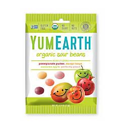 Yummy Earth Organic Sour Beans 25