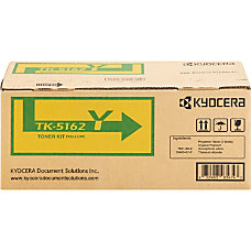 Kyocera TK 5162Y Original Toner Cartridge
