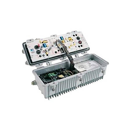 Cisco GainMaker High Gain Balanced Triple Amp 1GHz with 42 54 MHz Split