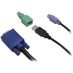 Avocent SwitchView CBL0031 15 KVM Cable