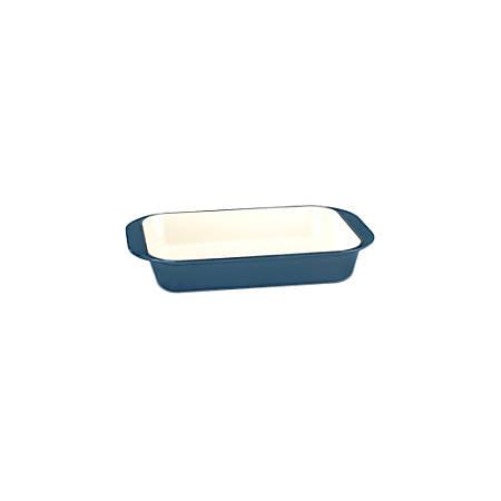 "Cuisinart Chef's Classic CI1136-24BG Cook Ware - 14"" Length Roaster Pan - Cast Iron - Dishwasher Safe"