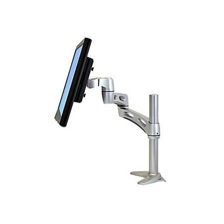 Ergotron Neo-Flex Extend LCD Arm - 20 lb - Silver