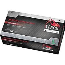 Venom Steel Industrial Nitrile Gloves Powder