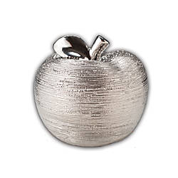 Silver Spun Apple 3 12 x