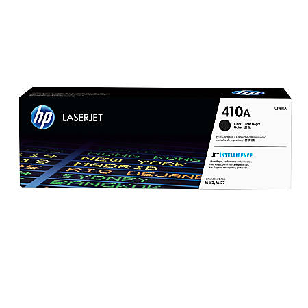 HP 410A Standard-Yield Black Toner Cartridge