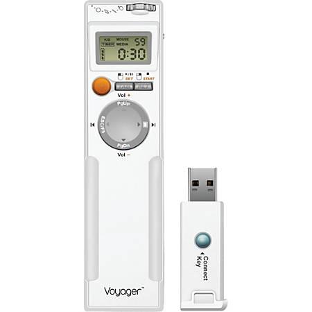 Travitek Voyager L4 Laser Presenter - Laser - Wireless - Radio Frequency - 2.40 GHz - USB