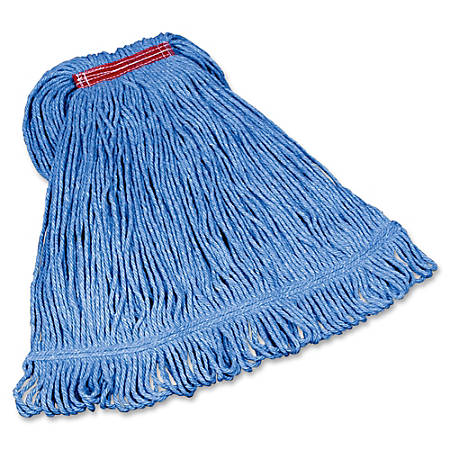 Rubbermaid Commercial Super Stitch Large Blend Mop - Cotton, Synthetic Yarn