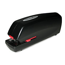 Swingline Portable Electric Stapler Black