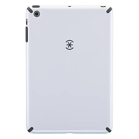 Speck® CandyShell™ Case For Apple® iPad® mini™, White/Slate
